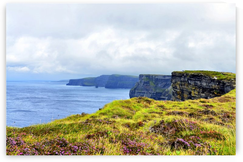 CLIFFS OF MOHER 10 by Jean-Jacques MASSOU