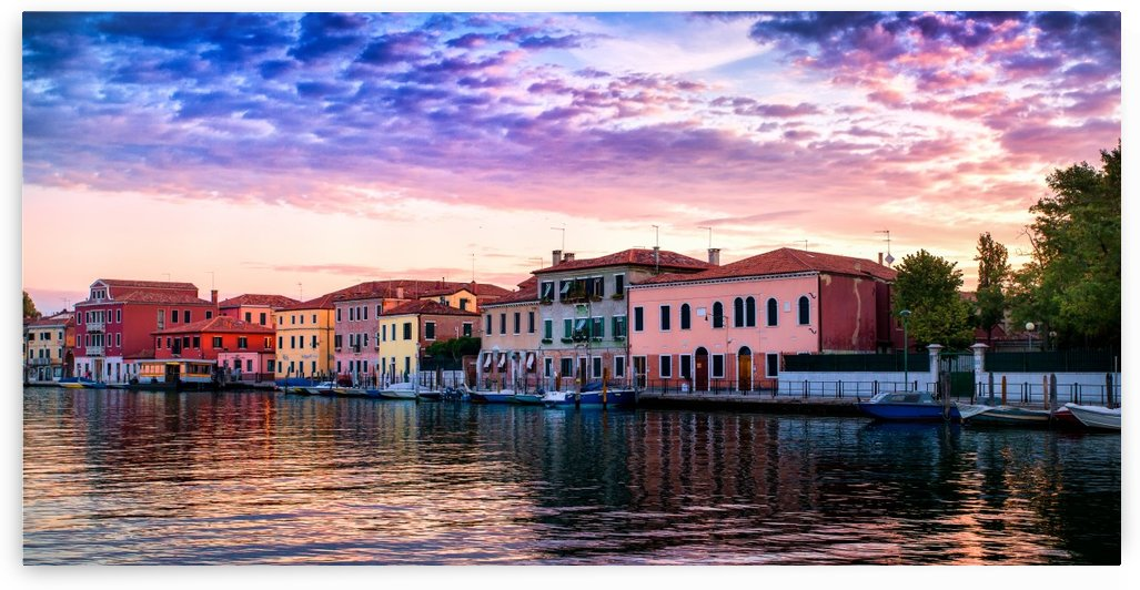 Murano Morning by Michel Nadeau