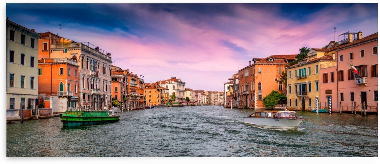Venice by Michel Nadeau