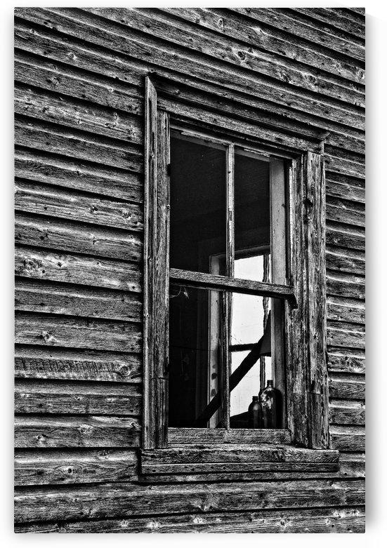 Artist Window by Michel Nadeau