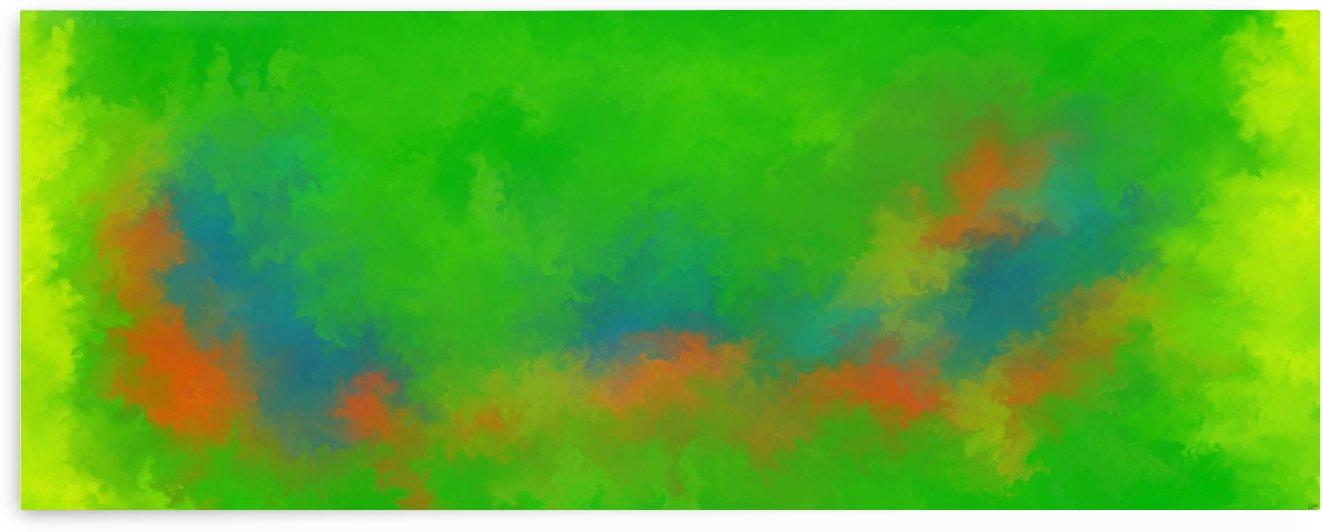 Jelesinia V1 - digital abstract by Cersatti Art