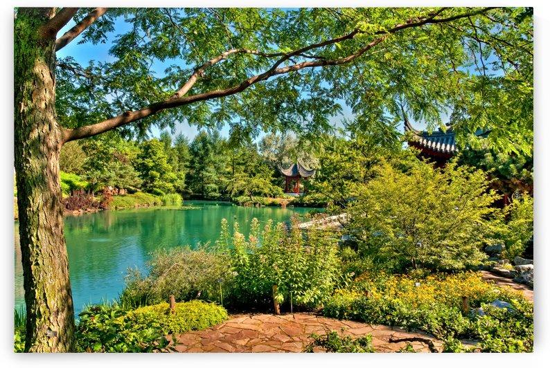 Montreal Botanical Garden by Michel Nadeau