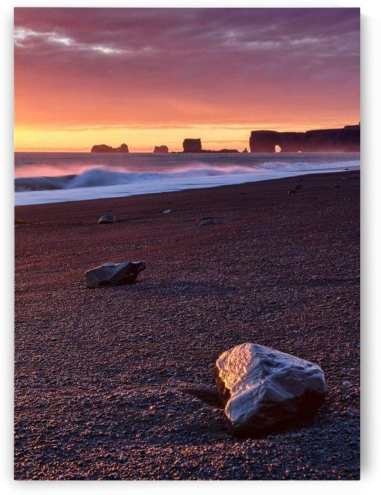 Vik, Iceland by Keith Truman