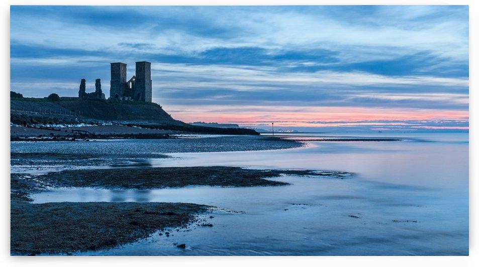 Reculver Towers, Kent, UK by Keith Truman