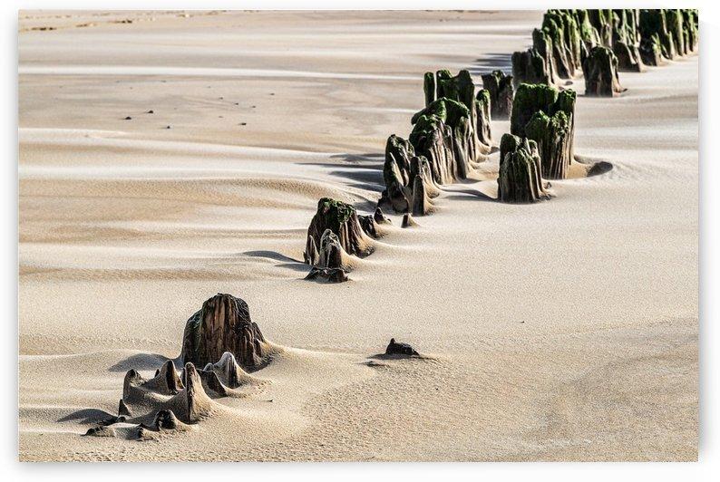Forgotten Pier by Keith Truman