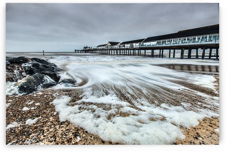 Southwold Pier, UK  by Keith Truman