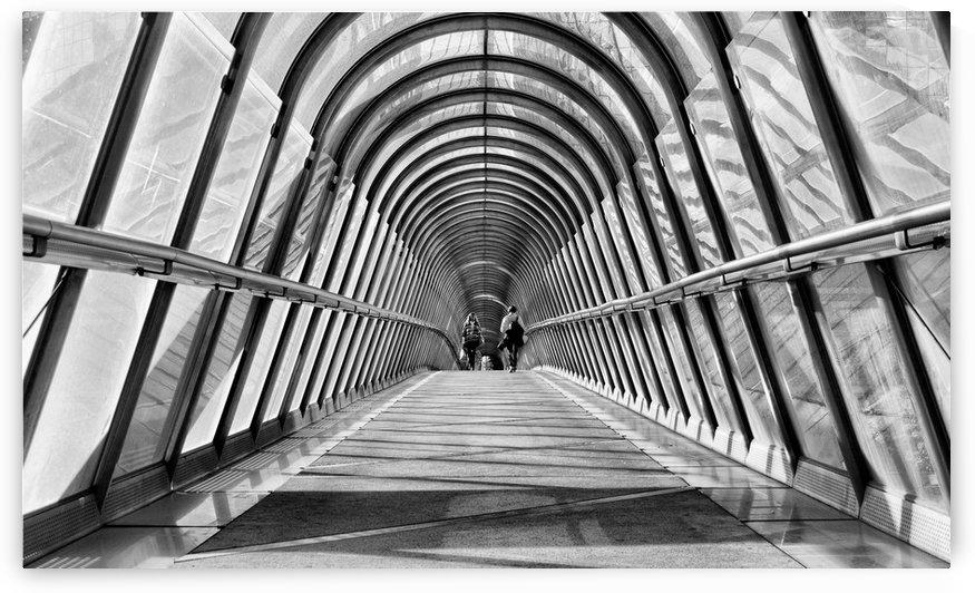 Parisienne Walkway by Keith Truman