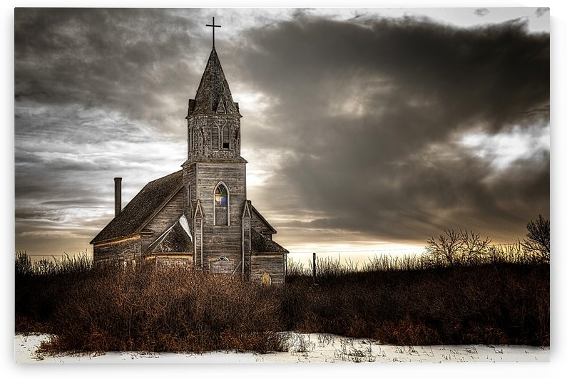 Losing My Religion by Scott Hryciuk