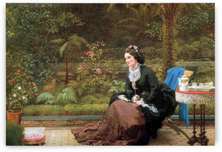 Five Clock by George Dunlop Leslie