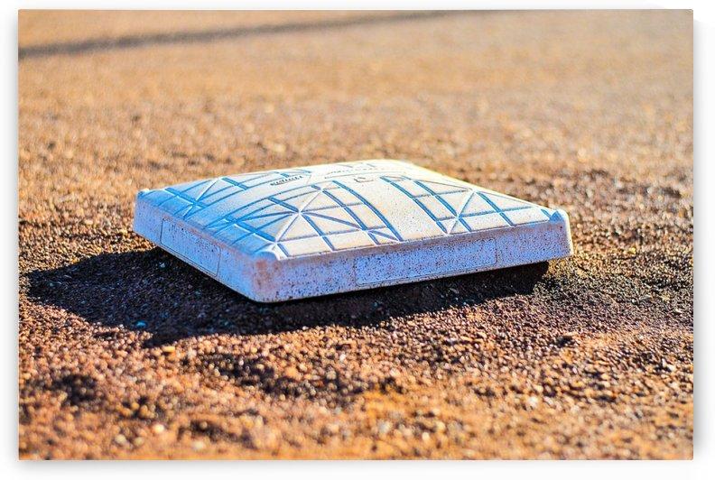 Sports Baseball 5 by Rachel Serrano