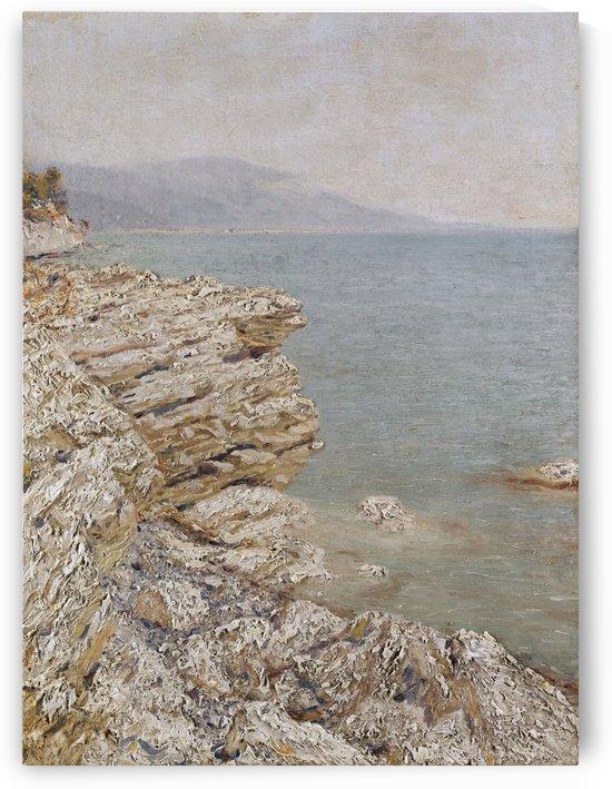 Cliffs by Nikolay Dubovskoy