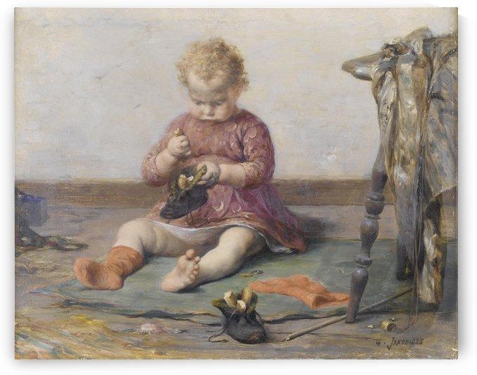 Playtime by Georgios Jakobides