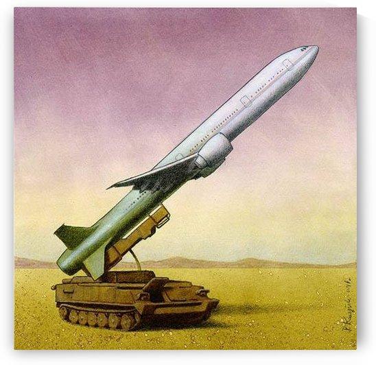 New Weapon by Pawel Kuczynski