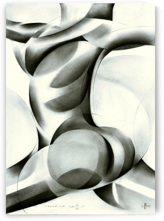 Roundism - 01-07-16 by Corné Akkers