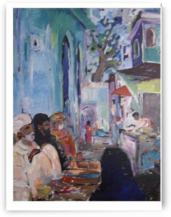 sola siddi[sixteen steps] by ajmal maharaj