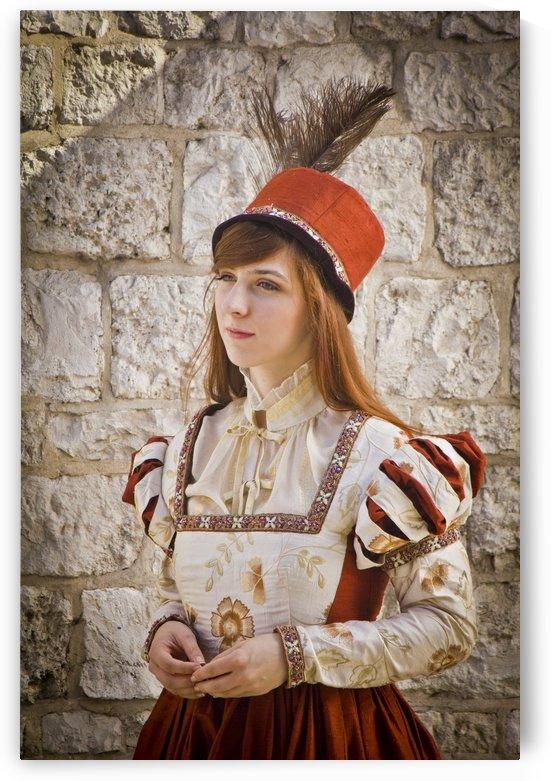Polish Girl by B S Jacob
