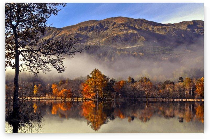 Loch Lubnaig by Fergus Maitland