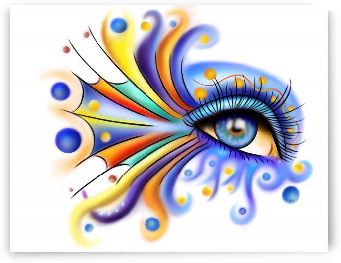 Arubissina V2 - fish eye by Cersatti Art