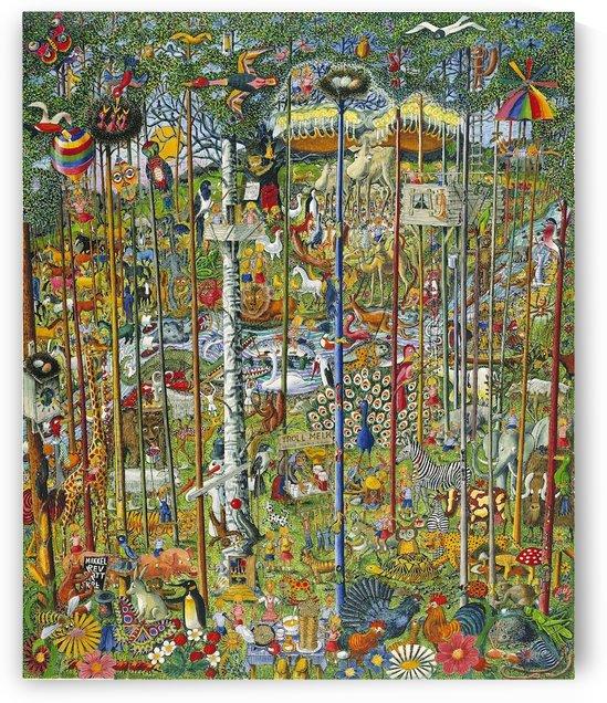 Eventyrtegningen - The fairy tale  by BjornWinsnes