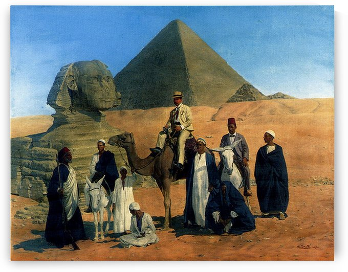In search of the Pharaohs by Alois Stoff
