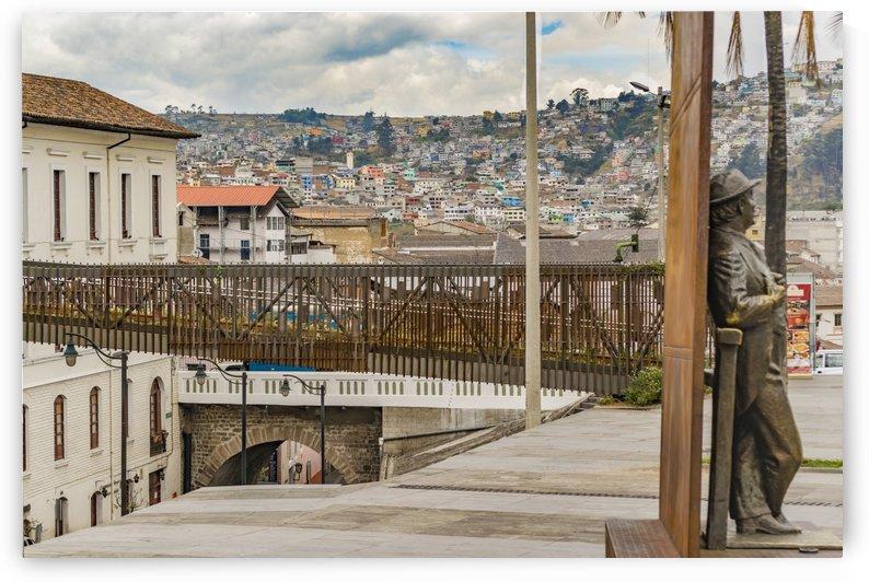 Square at Historic Center of Quito Ecuador14591101 by Daniel Ferreia Leites Ciccarino