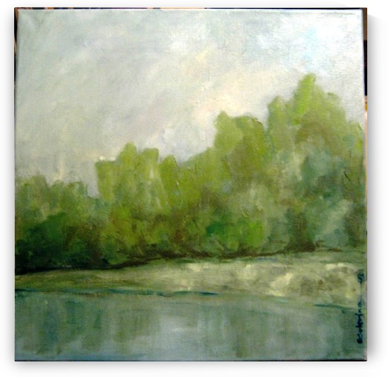 River by Ecaterina