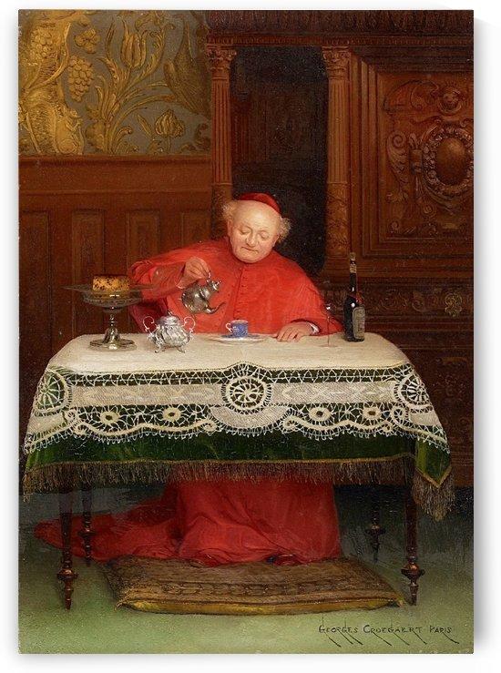 Der Kardinal by Georges Croegaert