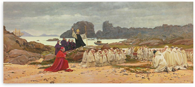 Le retour des reliques by Vibert Jehan Georges