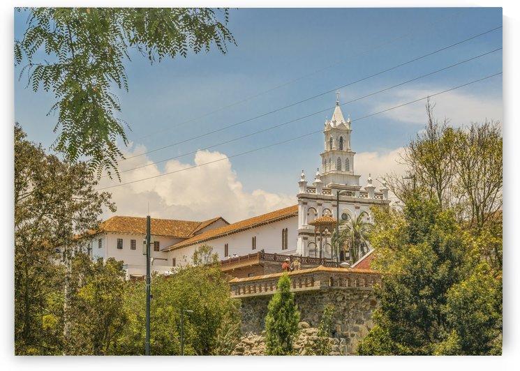 Historic Center of Cuenca, Ecuador by Daniel Ferreia Leites Ciccarino