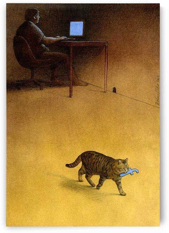Modern Hunter by Pawel Kuczynski