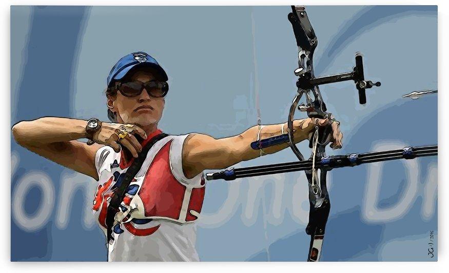 Archery_02 by Watch & enjoy-JG