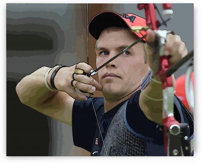 Archery_06 by Watch & enjoy-JG