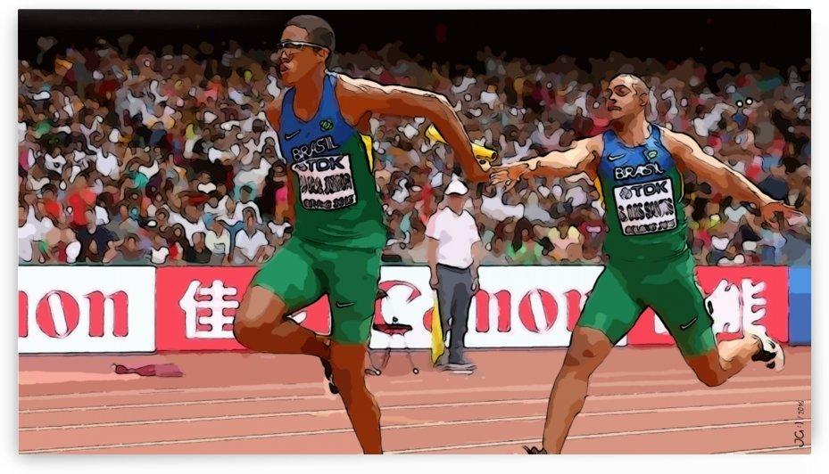 Athletics_01 by Watch & enjoy-JG