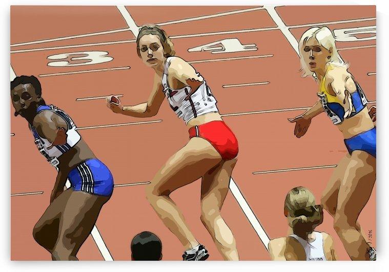 Athletics_08 by Watch & enjoy-JG