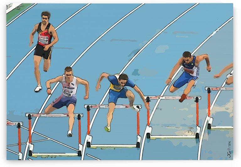 Athletics_13 by Watch & enjoy-JG