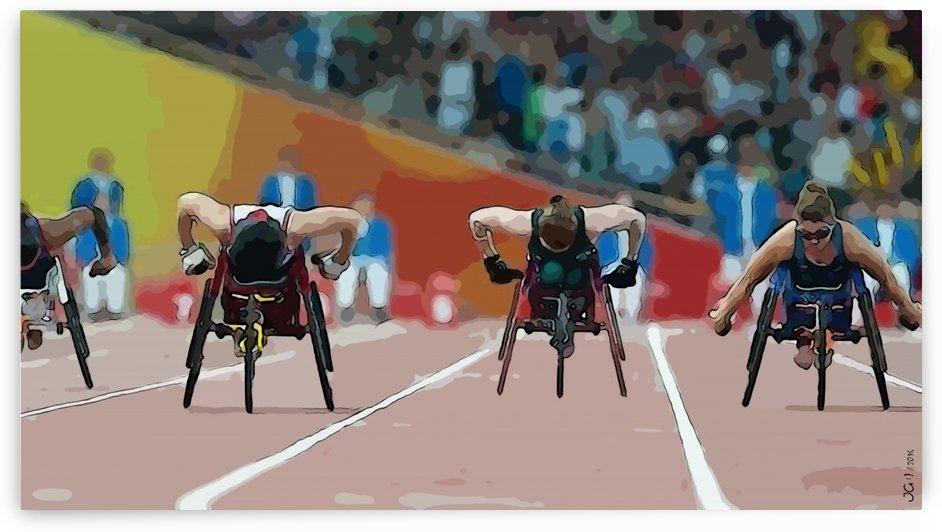 Athletics_18 by Watch & enjoy-JG