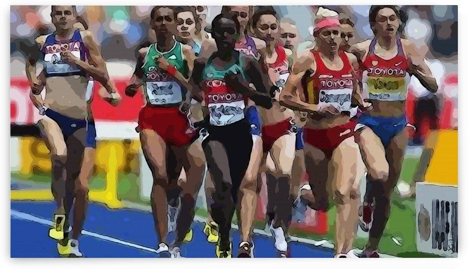 Athletics_19 by Watch & enjoy-JG