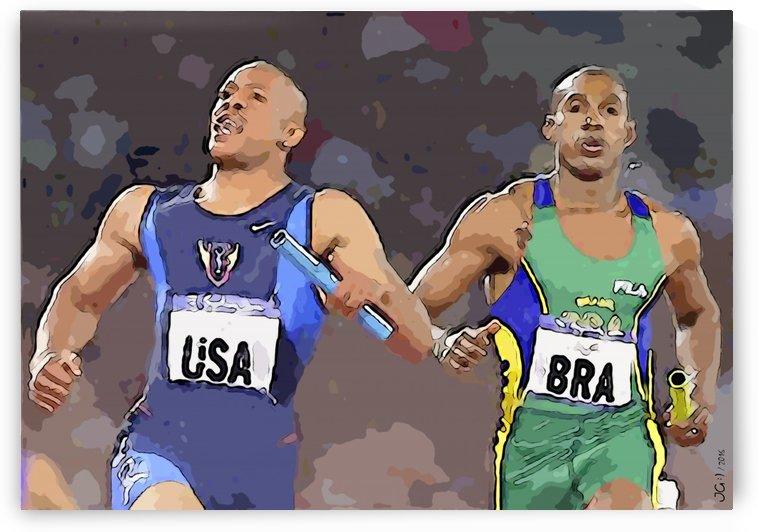Athletics_21 by Watch & enjoy-JG