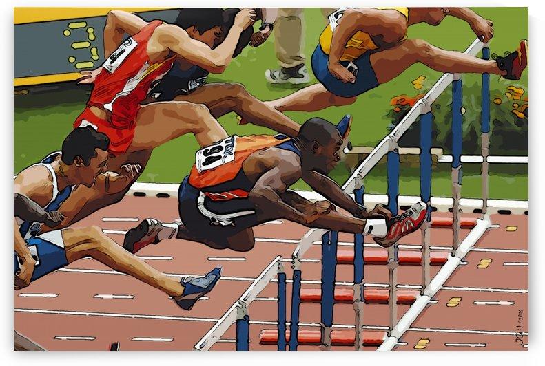 Athletics_22 by Watch & enjoy-JG