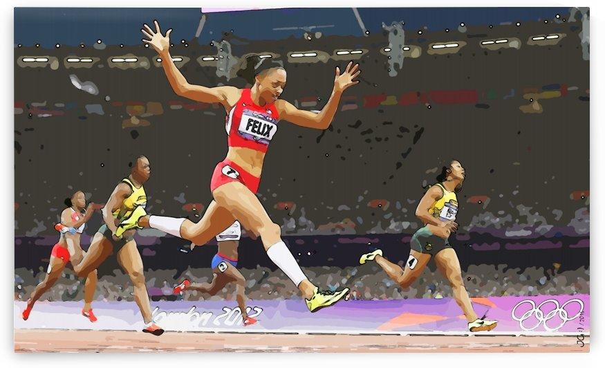 Athletics_23 by Watch & enjoy-JG