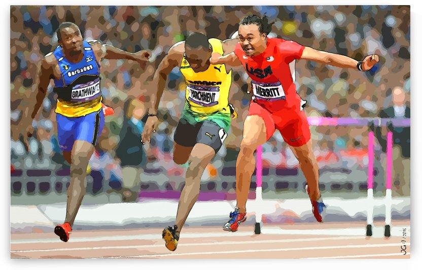 Athletics_27 by Watch & enjoy-JG