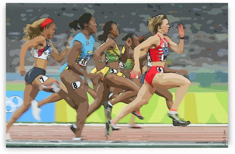 Athletics_28 by Watch & enjoy-JG