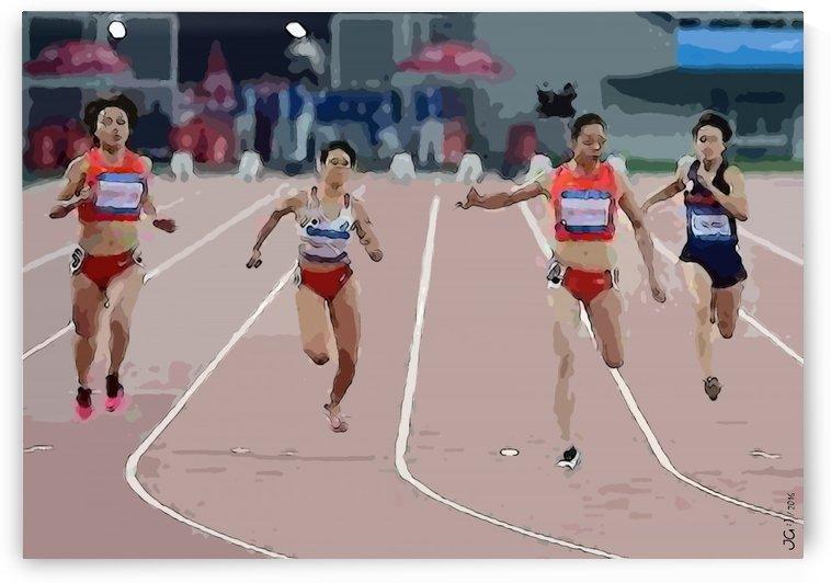 Athletics_42 by Watch & enjoy-JG