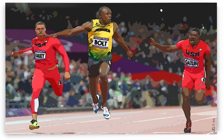 Athletics_50 by Watch & enjoy-JG
