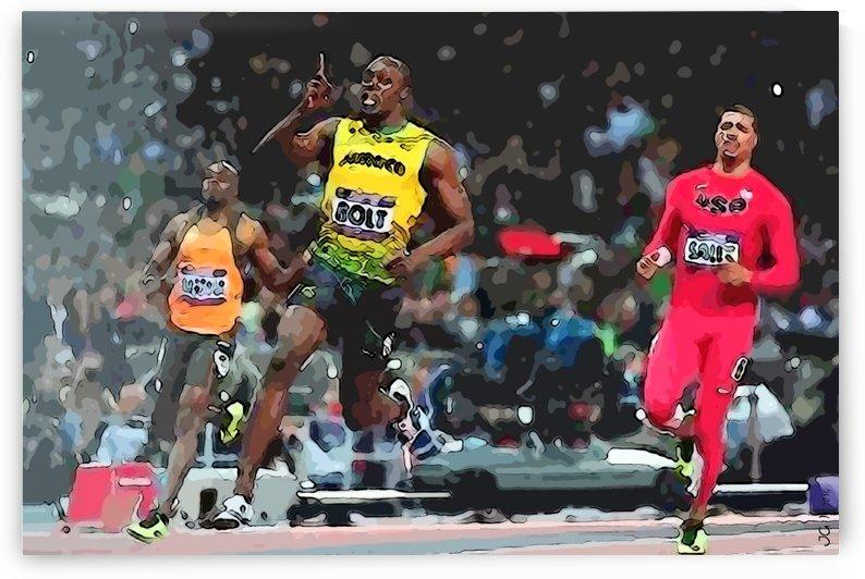 Athletics_51 by Watch & enjoy-JG