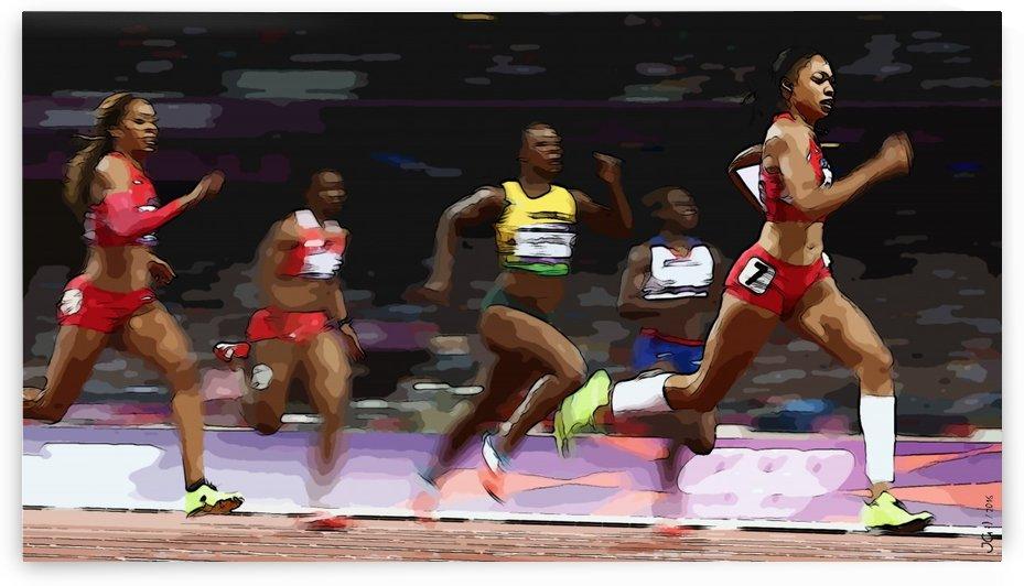 Athletics_52 by Watch & enjoy-JG