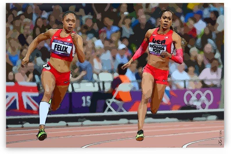 Athletics_54 by Watch & enjoy-JG