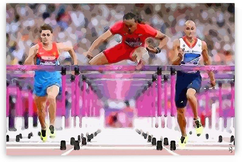 Athletics_58 by Watch & enjoy-JG
