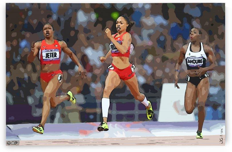 Athletics_61 by Watch & enjoy-JG