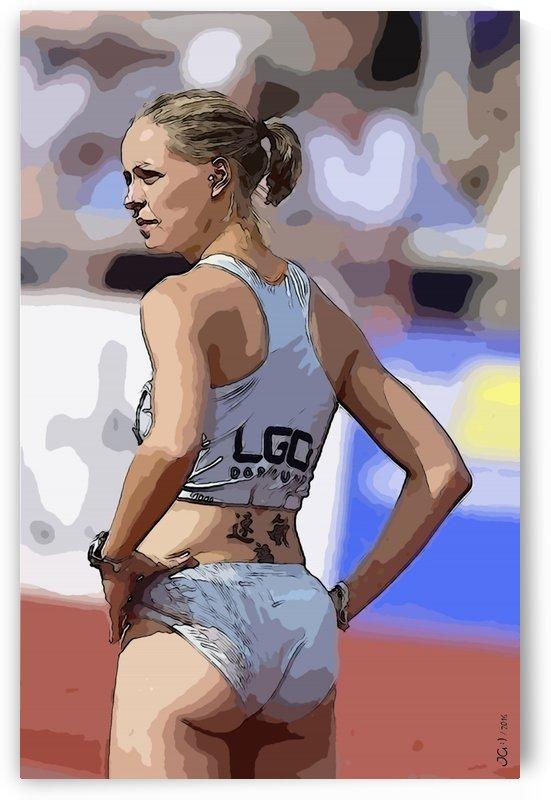 Athletics_71 by Watch & enjoy-JG
